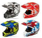 Fly Racing Adult F2 Carbon Snowmobile HMK Stamp Helmet All Sizes XS-2XL