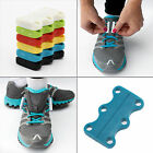 CHIC Novelty Magnetic Casual Sneaker Shoe Buckles Closure No-Tie Shoelace New