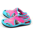 Nike Sunray Protect (PS) Pink Blast/Ghost Green-Blue Toddler Shoes 344992-612