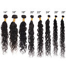 "14""-28"" Brazilian Virgin Kinky Curly wave Human Hair Extension 50g Curly Weft"