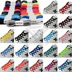 1 Paire 120cm/47in Lacets Shoestrings Corde Rund Sports Athlétiques Sneaker 3mm