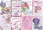 To A Special Auntie Birthday Card - Various Designs - Good Quality