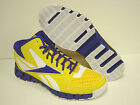 NEW Mens REEBOK Zig Nano Pro Fury V45104 Yellow SAMPLE Basketball Sneakers Shoes