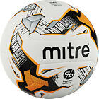 Set of 10 Mitre Ultimatch Hyperseam Footballs