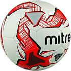 30 Mitre Impel Training Footballs Size 3,4,& 5 White/red