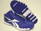 NEW Mens REEBOK Zig Nano Pro Fury V45139 Blue SAMPLE Basketball Sneakers Shoes