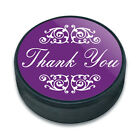 Ice Hockey Puck Thank You Gratitude