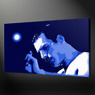 QUEEN FREDDIE MERCURY MUSIC ICON CANVAS PRINT POP ART READY TO HANG