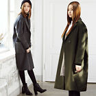 2NEFIT Korea Women's Clothes Banding Coat Fashion Jacket Outerwear Windbreaker