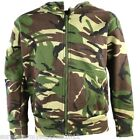 BOYS ARMY JACKET HOODIE FLEECE LINED KIDS HOODY AGE 3-13 CAMO CAMOUFLAGE AIRSOFT