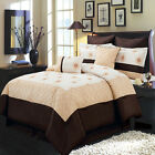 Madison Gold Luxury 8-Piece Comforter Set