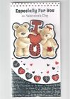 Especially For You On Valentine's Day Card - Good Quality