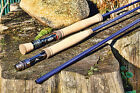 Rainshadow Eternity 2 Fly Rod Blank 4 Piece Cobalt Blue Finish 9' 5-10WT