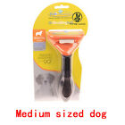 FURminator deShedding Tool Brush for Large Dogs Puppy Shave Short  /Long Hair New