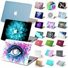 "Fashion Rubberized Hard Case For Macbook Air 11""Pro 13""15 Retina +Keyboard Cover"