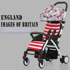 1 set Mini Baby Stroller Travel small Pushchair infant carriage one-key fold