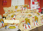 2016 New Rilakkuma Bedding Set for Twins/Single Queen King Bed Brown RARE