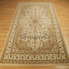 Wool Classic Rugs In Cream - 217W A Traditional Wool Pile Wilton Rug Large Sizes