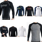 Belleap Rash Guard Mens Compression Long Sleeve Swimwear UV Protection PM AU