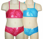 Girls Bikini Set Ages 3 -4  Blue New with tags