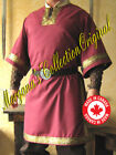 Medieval Celtic Viking Norman Shirt Mid-Arms Sleeves Deluxe