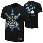 "WWE The Club ""No One is Safe"" Authentic T-Shirt *NEU* S M L XL - 5XL AJ Styles"