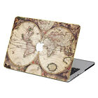 Creative Idea Business Casual Rubberized Cut-out Hard Case For Laptop Macbook