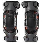 POD K1 Knee Brace (Pair) Youth - Grey Orange  - New Product!!!