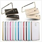 Ultra-thin Metal Aluminum Frame Bumper Case Cover For Samsung Galaxy S5 S3 S4