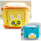 Kakao Friends Cooler Box Lunch Bag Carry Tote Storage Portable Picnic Cute Bento