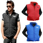 Adult Wulfsport Gilet Track Supporter Motocross Enduro Trials Body Warmer Mtb Dh