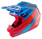 Troy Lee Designs 2017 SE3 Helmet Neptune Cyan Adult All Sizes