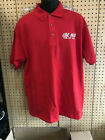 Kappa Alpha Psi Red Polo With White Diamond Design