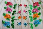 10PCS Embroidered Flower Patch Iron on Appliques Diy Scrapbook wholesale FT04