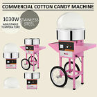 Portable Electric Commercial Cotton Candy Machine Candy Floss Machine Party DIY