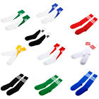 Sports Tube Socks - Football,Soccer,Softball, Baseball,Volleyball Pick U Color