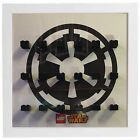 Display case frame for Lego Star Wars Galactic Empire Minifigures Minifigs