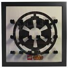 Lego Star Wars Galactic Empire Minifigures Display Case Picture Frame Minifigs