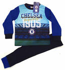 BOYS PYJAMAS, pj's, nightwear - CHELSEA FOOTBALL CLUB - Ages  3 - 12 yrs
