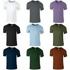 Gildan Mens Short Sleeve Soft-Style T-Shirt 38 Colours S,M,L,XL,2XL