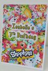 Shopkins Theme Personalised Party Bags for a Birthday Party