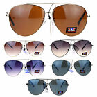 SA106 Air Force Luxury Oversize Mens Aviator Sunglasses