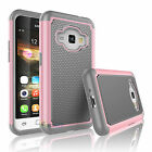 For Samsung Galaxy Express 3 Case Tough Protective Hard Hybrid Phone Cover
