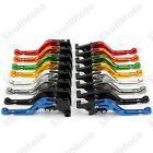 CNC New Short Brake Clutch Levers For Triumph Sprint GT Bonneville SE T100 $24.99 USD
