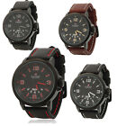 NAVIFORCE Mens Army Waterproof Wrist Watch Leisure Shock Sport Quartz Wristwatch