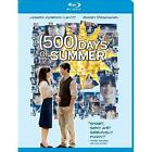 500 DAYS OF SUMMER (Blu-ray Disc, 2009, 2-Disc Set, Includes Digital Copy) NEW