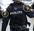 FANCY DRESS COSTUME PROP: Norwegian Police Politi-og lensmannsetaten SSI Set