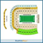 Texas Longhorns vs Notre Dame Football 09 04 16 2 Tickets Section 32