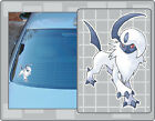ABSOL POKEMON Cartoon Vinyl Decal #1 PICK A SIZE! Anime Car Laptop Sticker