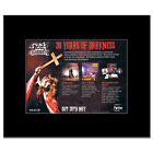 OZZY OSBOURNE - 30 Years of Darkness Matted Mini Poster